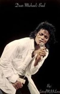 Dear Michael: Bad by LotsofMJJLove