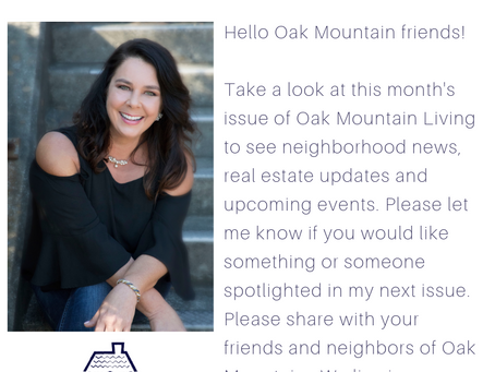 Oak Mountain Living: April Issue