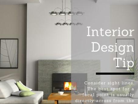 Interior Design Tip