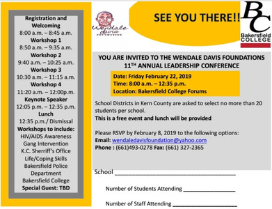 11th Annual Leadership Conference