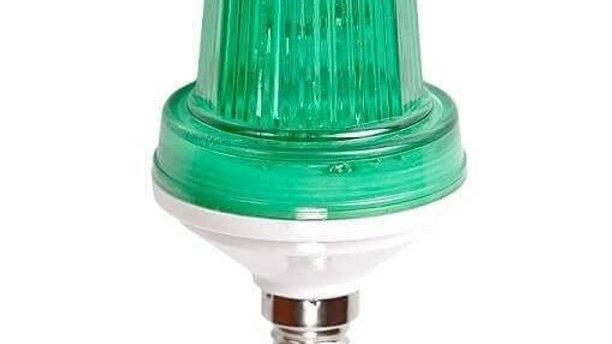 C9 Strobe Light - Green SMD LED