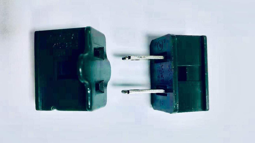 SPT-1 Male or Female Plug Ends Green