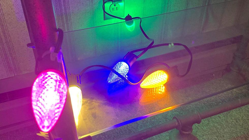 C9  Single Color Led Bulbs