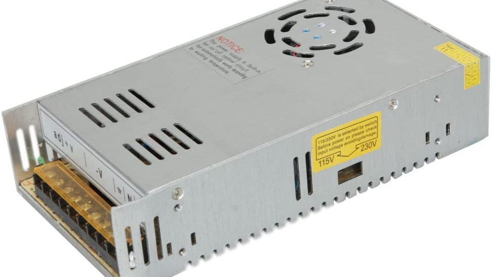 12v 30a Dc Universal Regulated Switching Power Supply 360w