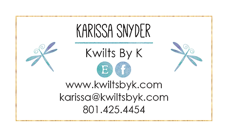 Kwilts by K Business Card for Web - Whit