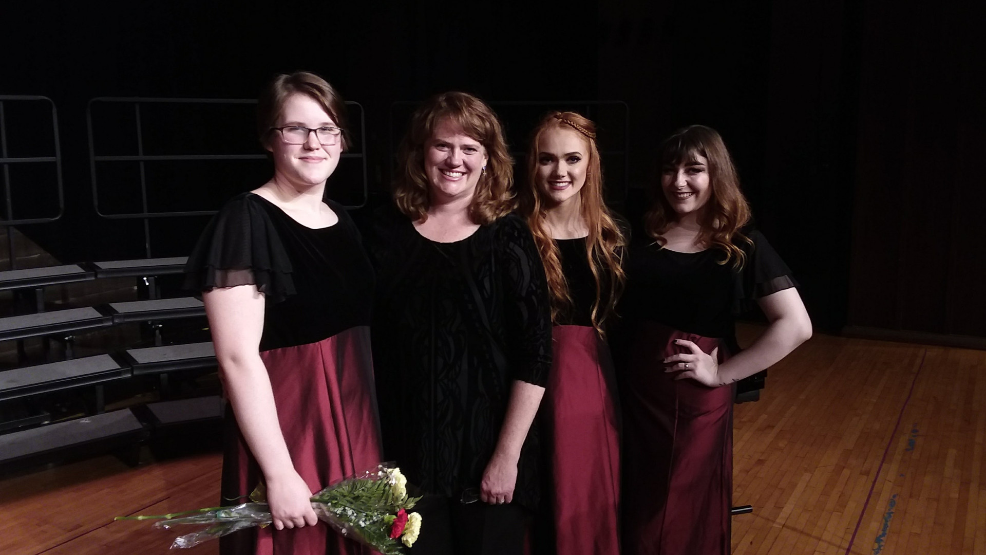 2018 Bel Canto with Mrs. Herrick Spring 2018