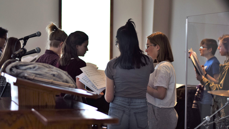 Bel Canto Rehearsal Spg 2019