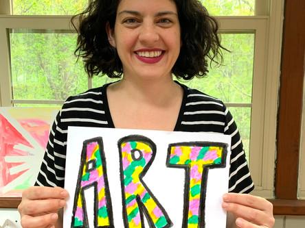 Connecting Through Art