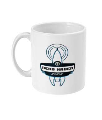 Nerdhaven Radio Logo Mug