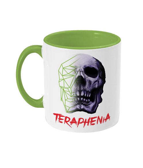 Teraphenia Logo 2-Tone Mug