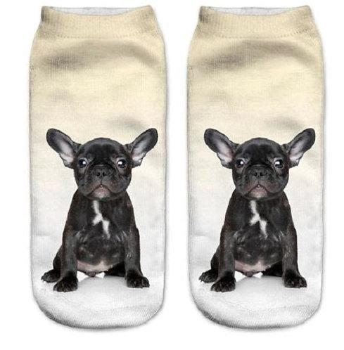 Image of French Bulldog Dog Trainer Socks