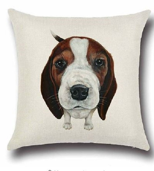 Beagle Dog Cushion Cover
