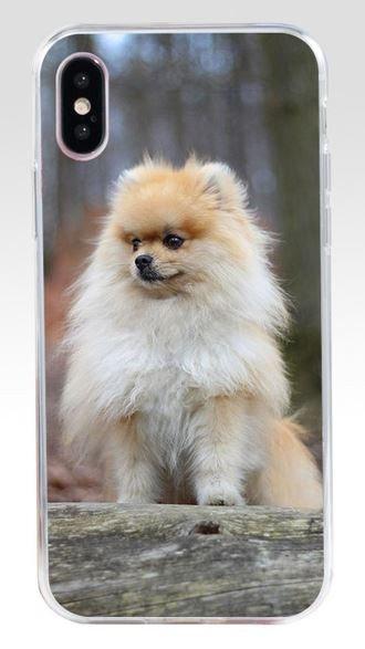 Image of Pomeranian Mobile Phone Case