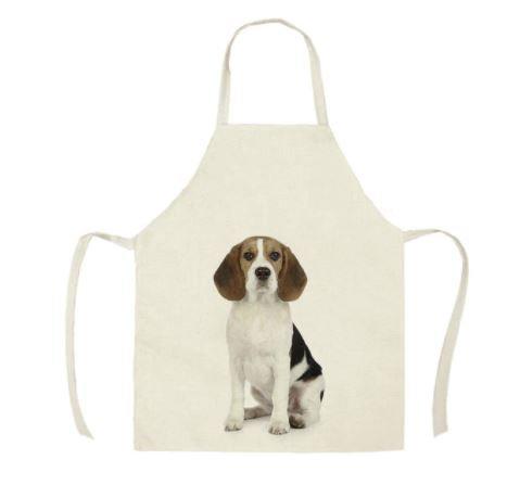 Image of Beagle Dog Apron