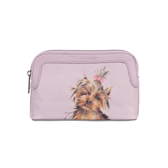CMB011 Wrendale Designs Woof Small Cosmetics Bag