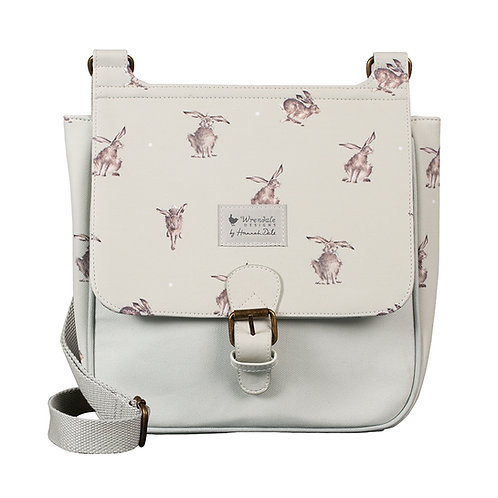 Image of Leaping Hare Satchel Bag by Wrendale Designs