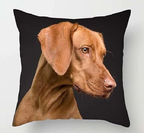 Image of Vizsla Puppy Dog Cushion Cover