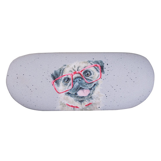 Image of Louie the Pug Glasses Case