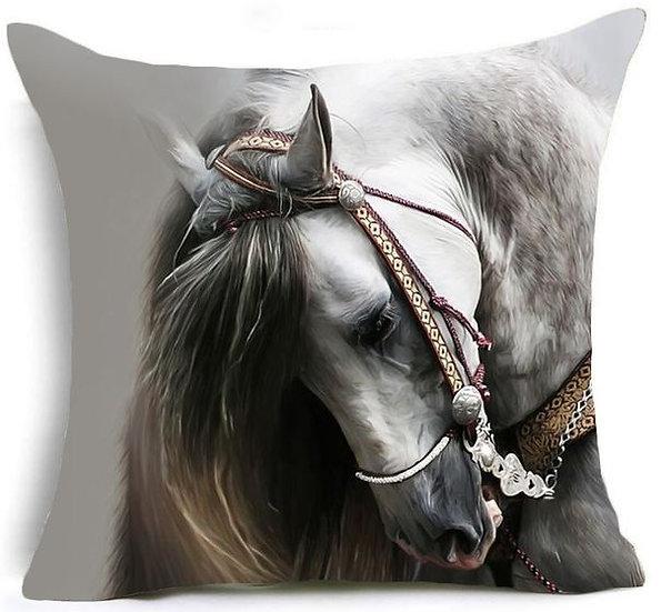 Adalusian Horse Cushion Cover