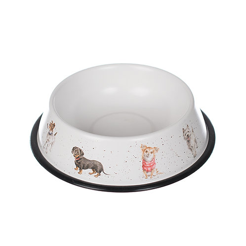 Image of Wrendale Designs Dog Puppy Feeding Bowl