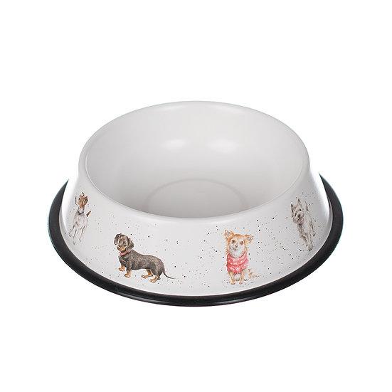 TN007 Wrendale Designs Dog Bowl Medium