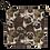 Image of Pug Dog Cross Body Messenger Bag