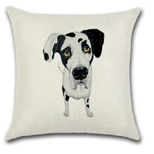 Image of Dalmatian Dog Cushion Cover