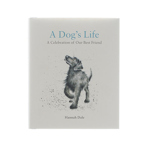 Image of Wrendale Designs A Dog's Life Celebration Gift Book