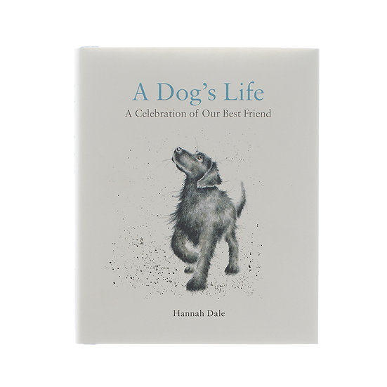 Wrendale Designs A Dog's Life Front Cover