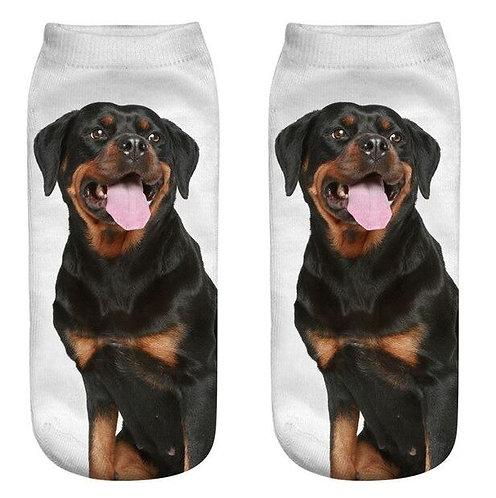Image of Rottweiler Dog Trainer Socks