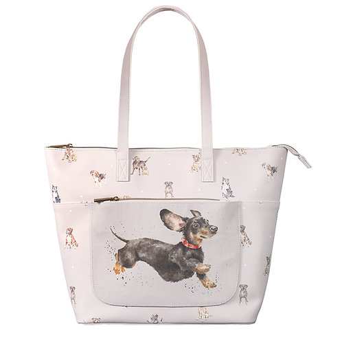 Image of A Dog's Life Everyday Bag by Wrendale Designs