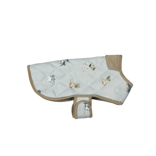 Image of Small Dog Coat by Wrendale Designs