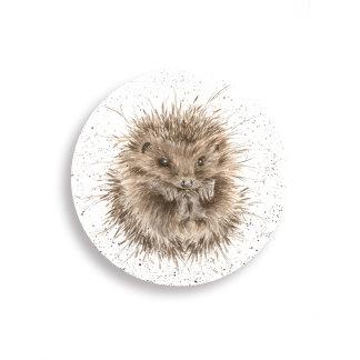 Image of Hedgehog Fridge Magnet by Wrendale Designs