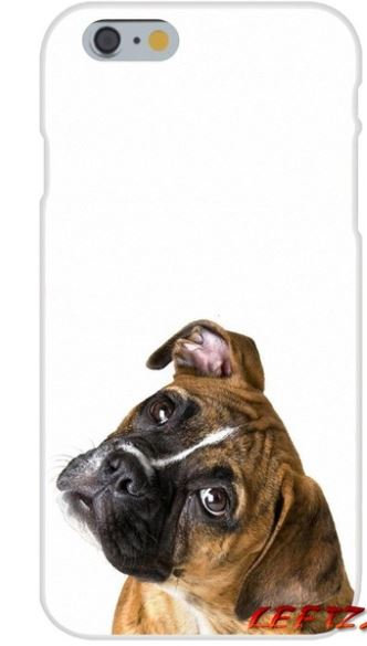 Image of Boxer Dog Mobile Phone Case