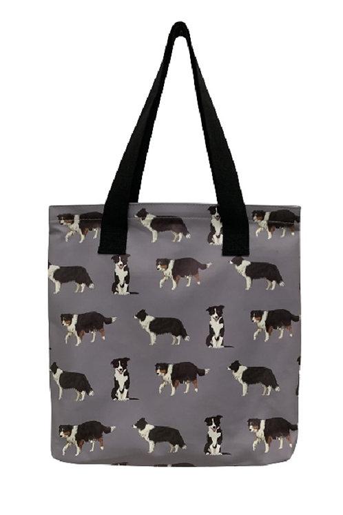 Image of Border Collie Shopper Bag