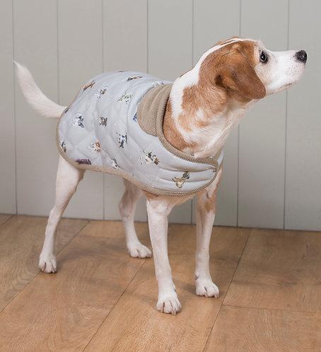 Image of Wrendale Designs Its a Dog's Life Medium Dog Puppy Coat