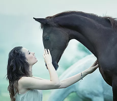 Girl and Horse.webp