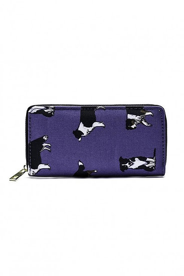Border Collie Puppy Dog Purse