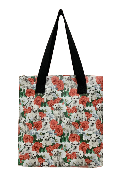 Image of Dalmatian Shopper Bag