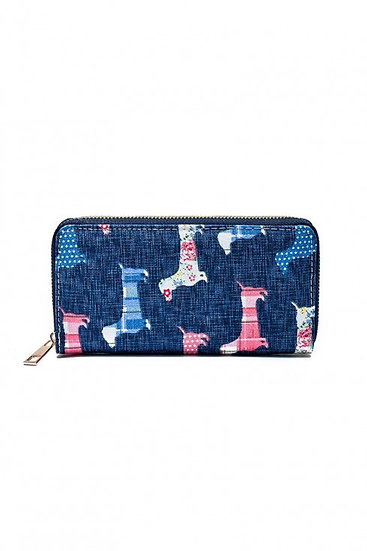 Image of Dachshund Print Purse by Furever Gifts