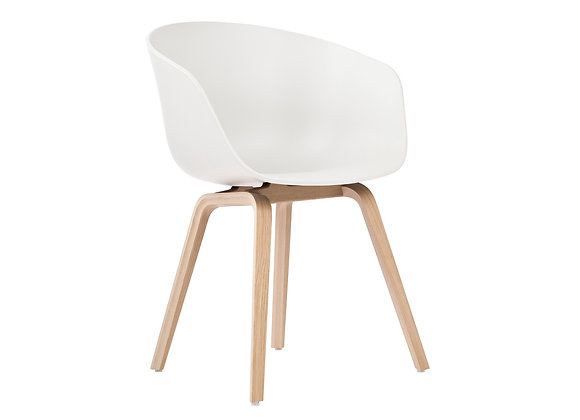 Stuhl Mod. About a Chair AAC22 von HAY