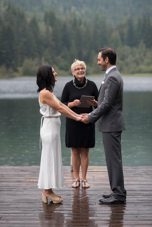 whistler elopement dock nita lake lodge