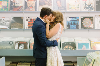 vancouver-couple-elopes-favorite-record-store
