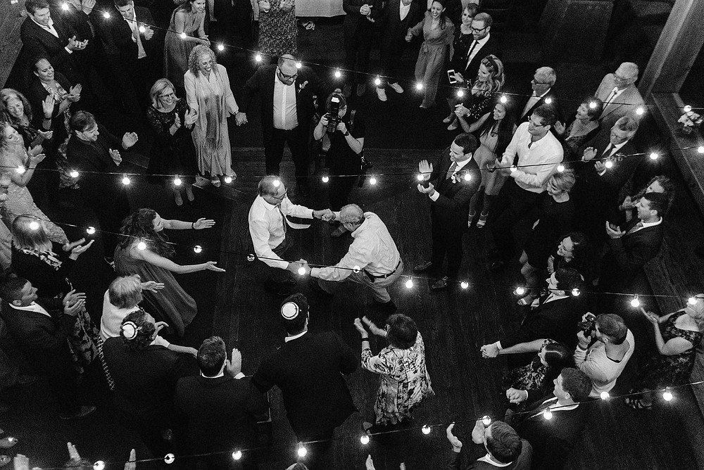 wedding dancing dustys bar whistler blackcomb