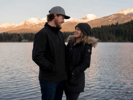 Rainbow Park, Whistler   Couples Photography   Macaila + Jordan   Something to Remember Me By