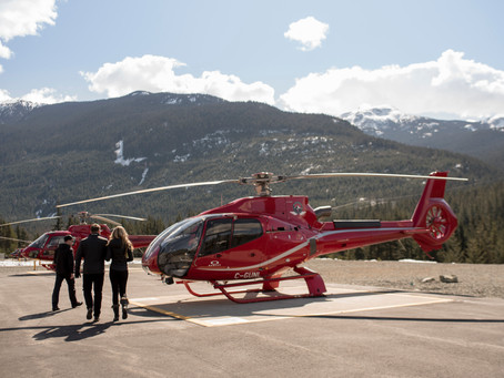 Whistler Engagement Photos | Janice Power Weddings | Blackcomb Helicopters, Whistler
