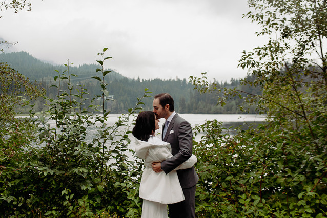 whistler-elopement-couple-shares-quiet-moment-alone