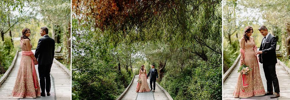 elopement couples photos vancouver park