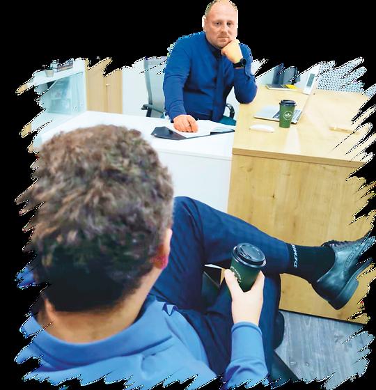 Консультация с клиентом