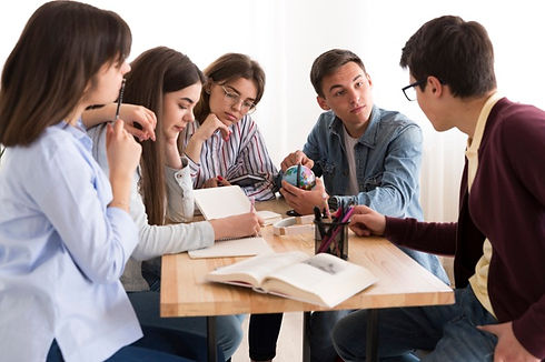 group-students-discussing-project_23-214